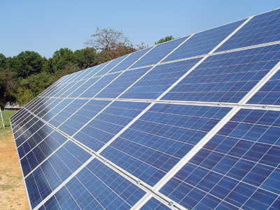 Commercial Solar Services