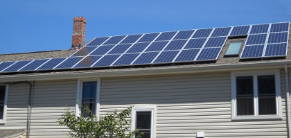 Solar Energy Panels Baltimore County
